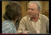 I know what's RIGHT - Archie Bunker